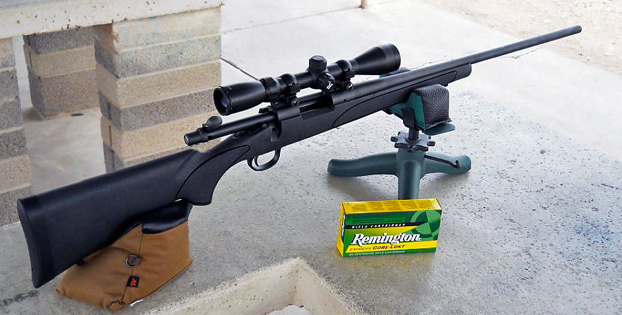 243 Winchester Remington 700 ADL