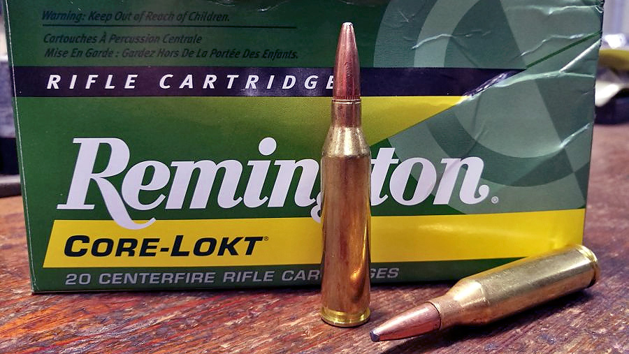 243 Winchester Remington Core-lokt
