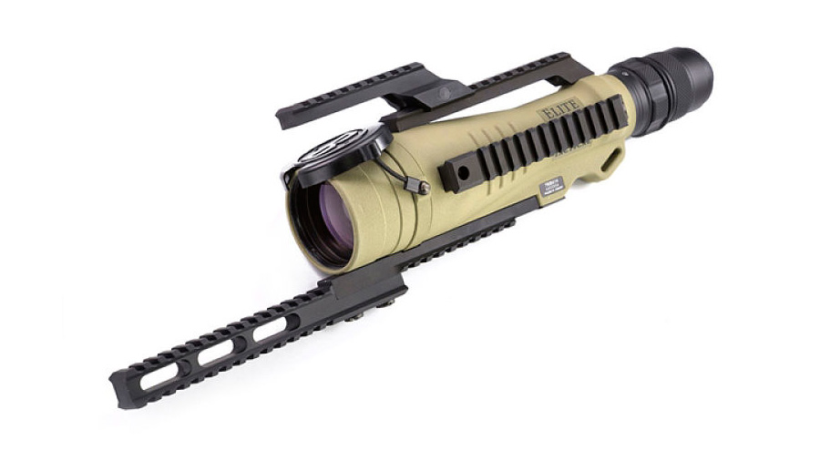 Bushnell Elite Tactical LMSS 8-40x60 rieles picatinny